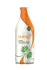 Bio Aloe Vera Saft, 500ml - Pukka Herbs