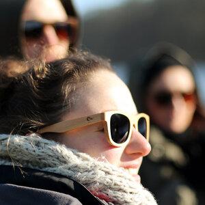 Potiki - Sonnenbrille aus Buchenholz - Coromandel