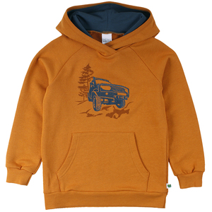 Hoodie - Fred's World by Green Cotton