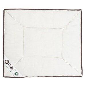 Kapok-Kissen 45x40 cm - Müsli by Green Cotton