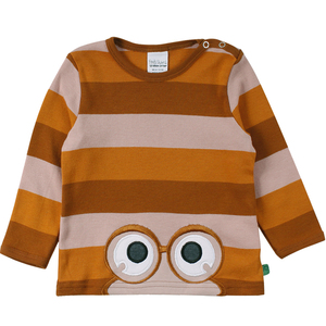 Longsleeve - Fred's World by Green Cotton