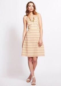 Carey Stripe Dress - People Tree