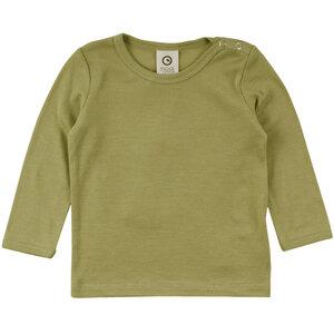 Longsleeve aus Wolle-Seide - Müsli by Green Cotton