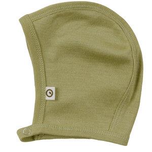 Erstlingsmütze aus Wolle-Seide - Müsli by Green Cotton