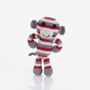 Monkey Rassel - Pebble