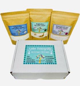 Das besondere Ostergeschenk für kreative Kinder von Natuurma mit Geschenkbox - Natuurma©