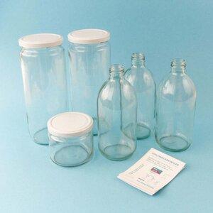 Behälterset - Sauberkasten