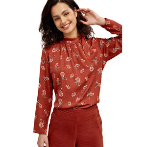 "Bluse ""Leana Floral Top"" - People Tree"