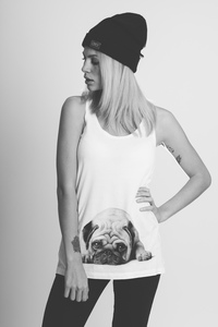 Mops Tank Top - RedStigma Clothing