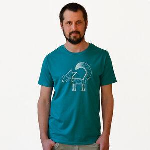 Franzi Fuchs T-Shirt ocean depth - Cmig