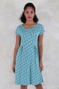 """Kleid aus Bambus-Faser """"03211-0009 Eva art"""" - Lykka du Nord"""