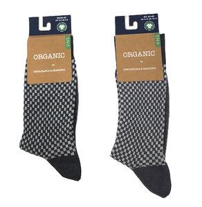 Socken mit Karomuster - Bulus organic Textilien GmbH