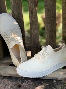Sneaker Frida - Lotus- beige - b.y.r.d.