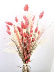 """Trockenblumenstrauß """"VIRGINITY"""" - Blooms 'n' Stories"""