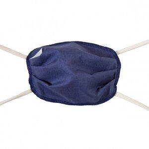 Gesichtsmaske Baumwolle, 3er-SET, 2lagig Renforce - Prolana