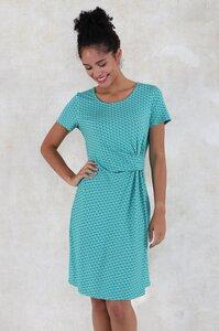 "Kleid aus Bambus-Faser ""03211-0015 Anouk berry"" - Lykka du Nord"