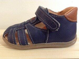 Sandale VESSLA blau - KAVAT