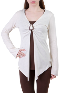 Shirt Lily off white - Ajna