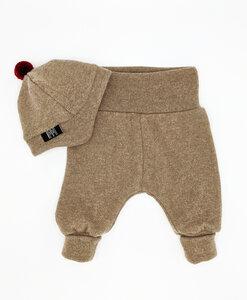VISBY Babyset/Kaschmir Babyhose + Babymütze - JIMMI WOW