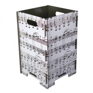 Papierkorb Mülleimer Abfallkorb aus Holz - Werkhaus GmbH