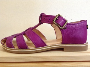 Sandale LINN lila - KAVAT