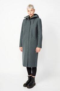 Coat Milport Wolle Platinum - LangerChen