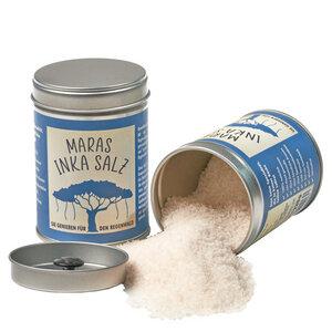 Sonnengetrocknetes Salz - Weltgewürz® MARAS INKA SALZ 220g - Weltgewürz®
