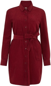 "Cordkleid ""Franca Corduroy Shirt Dress"" - People Tree"