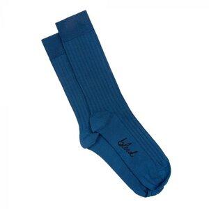 Tennis Lyocell (TENCEL) Socken Blau - bleed