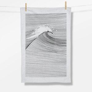 Geschirrtuch Nature Wave (GOTS) - GreenBomb