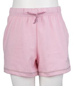 Mädchen Short kurz mit Seitentaschen und Motivdruck, Single Jersey mit Elasthan, reine Bio Baumwolle, GOTS zertifiziert, Made in Europe - Haasis Bodywear