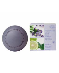Dusch+ Badeseife Lavendel & Bergamotte - Speick