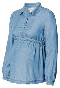 Jeans Umstands- und Stillbluse - Esprit maternity