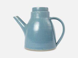 Schlichte Teekanne aus Keramik - FOLKDAYS