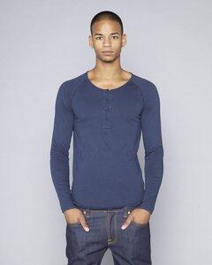 Longsleeve Henley - Nudie Jeans