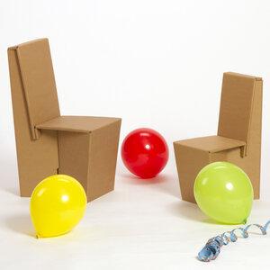 vonPappe Kinderstuhl klein - vonPappe