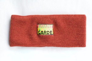 Gestricktes Stirnband, Merinowolle, Biobaumwolle, fair, social work, zertifiziert, unisex, in Deutschland gefertigt - MAREGAARD