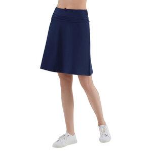 Damen Sommerrock mit Komfortbund Bio-Baumwolle - Albero