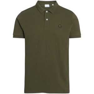 Polo Shirt Rowan - KnowledgeCotton Apparel