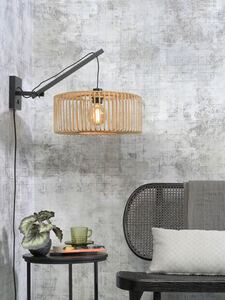 Wandlampe Bromo einstellbar - GOOD&MOJO