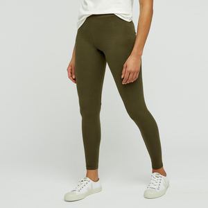 Leggings Pur Khaki - People Tree