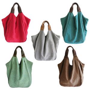 Hava Tasche - handgewebt! - Uni-Farben - AuraQue
