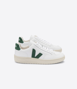 Sneaker Herren - V-12 Leather - Extra White Cyprus - Veja