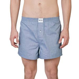 Boxer Short 'Loose Larry' Denim - VATTER
