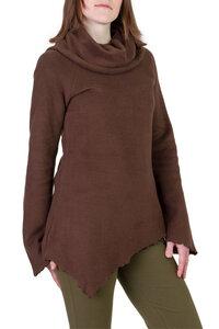 Pullover Garnet braun - Ajna