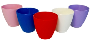 Trinkbecher Tree Cups 0,25 Liter - 5er Set - NOWASTE