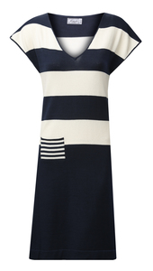 Lynn Dress Navy - Komodo