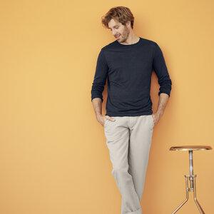 Langarm Shirt - Living Crafts