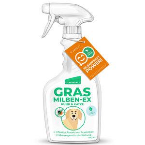 Silberkraft Grasmilben Spray für Hunde 500 ml - Silberkraft
