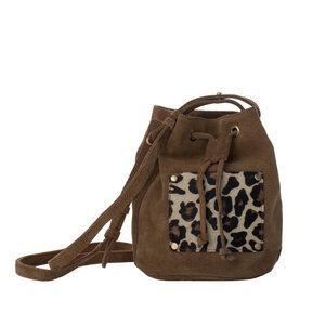 Beuteltasche Leo aus Eco Leder - O MY BAG